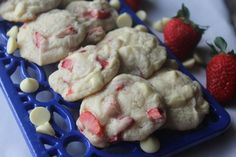 These are so good - a nice soft cookie. I made these with a friend the first time and have made them a couple of more times. My daughter's new favorite cookie.