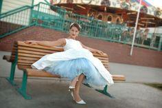 fd32dc4e09 12 little touches to personalize your wedding dress - Mon Cheri Bridals Mon  Cheri Bridal,
