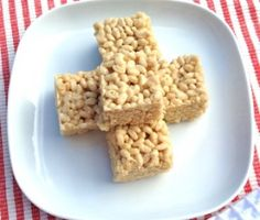 Nicer Krispie Squares | Plant-Powered Kitchen
