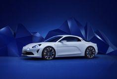 Alpine Vision concept for 2017