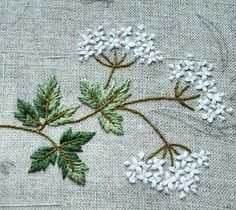 Perfect embroidery for a scatter pillow