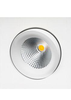 Junistar Gyro SQ 10W LED Downlight, LED Lighting, Recessed Lighting, New Zealand's Leading Online Lighting Store