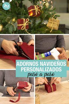 82 Ideas Para Navidad Adornos Caseros Regalos Originales Manualidades