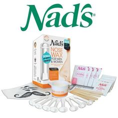 Nads Nose Hair  Blackhead Remover Wax For Men  Women Beauty Product Easy by Jitonrad * Details can be found by clicking on the image.