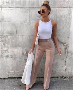 360 Ideas De Pantalones Formales En 2021 Ropa De Moda Ropa Moda De Ropa