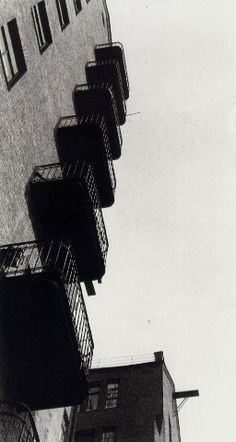 Alexander Rodchenko  Balconies  1925.  http://www.artexperiencenyc.com/social_login