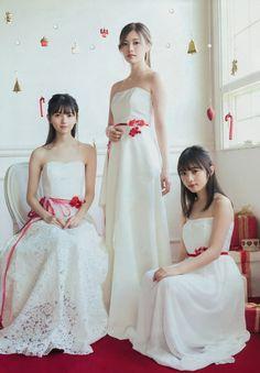 Saito Asuka, Japanese Models, Girl Body, Formal Dresses, Wedding Dresses, Asian Beauty, One Shoulder Wedding Dress, Strapless Dress, Female