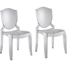 lucite chairs - Google Search