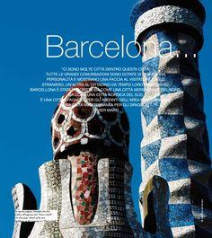 Parc Güel en Barcelona. #revistaarclinea #diseñoitaliano #cocinas #diseño #arclinea