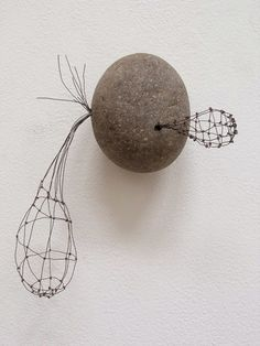 Contemporary Basketry: With Stones by Mari Andrews