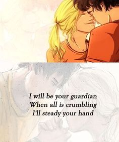 percy jackson quotes pictures | Percy Jackson and Annabeth Chase = FOREVER.