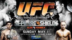 Wallpaper for UFC 129