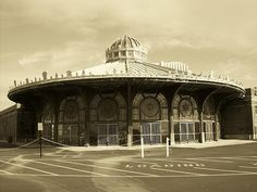 Carousel, Asbury Park, New Jersey