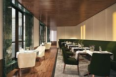 Seta ristorante - Mandarin Oriental Hotel, Milano, Italia