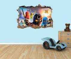 Lego Ninjago Bedroom Decor Pahood My Boy Pinterest Murals And