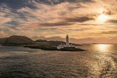 Lismore Lighthouse Sunrise