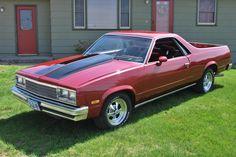 1983 El Camino   02ShadowCougar's 1983 Chevrolet El Camino