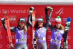 1.Federica Brignone 2.Sofia Goggia+1,44 3.Marta Bassino+1,47 Snowboard, Rugby, Audi, Freestyle, Winter Sports, World Cup, Skiing, Tennis, Photos
