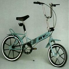 BYlight moped