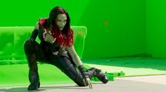 Behind the Scenes of GUARDIANS OF THE GALAXY