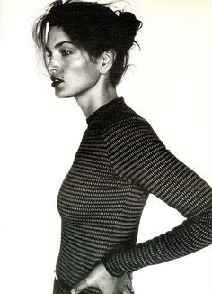 From the Archives: Best of the '90s - Cindy Crawford 1996-Wmag