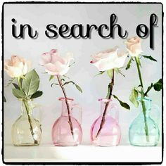 In search of.... The following items. Anyone can post Other