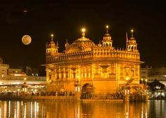 Another Item in my bucket list-The Golden Temple of Amritsar-India. This is one of the most famous Gurudwaras[Place of worship of the sikhs] in India.