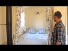 Le Grande Roulotte Tour. Tiny House Video Tour. Living Small. Tiny House First Floor Bedroom