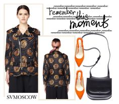 """""""SVMOSCOW 3"""" by merima-kopic ❤ liked on Polyvore featuring The Row, Brian Atwood, Fall, trend, shop and svmoscow"""