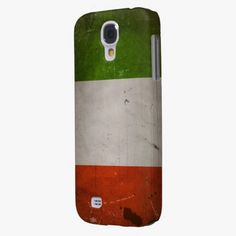 Awesome! This Italian Pride/Vintage Grungy Italy Flag Samsung Galaxy S4 Cases is completely customizable and ready to be personalized or purchased as is. It's a perfect gift for you or your friends.