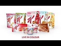 Special K TV Advert 2015 – Sing a Rainbow & Super Porridge - YouTube