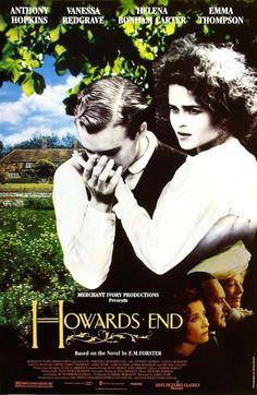 HOWARDS END (1992, United Kingdom).