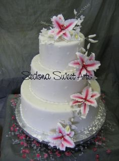 Classic Wedding Cake Picture