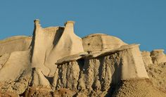 Unusual Rock Formations | One of many unusual rock formations