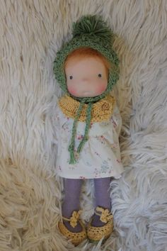 sweetest dolly topper and cowl by Posie and Pudge