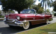 1956 Cadillac Eldorado Biarritz Convertible | Car Pictures