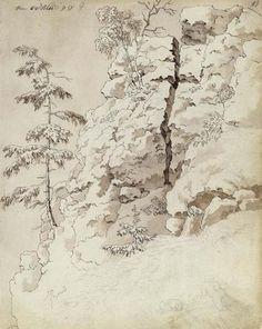 Caspar David Friedrich (1774 -1840)  ArtExperienceNYC  www.artexperiencenyc.com