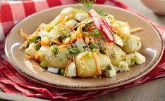 Yams, Pasta Salad, Potato Salad, Cabbage, Salads, Potatoes, Vegetables, Ethnic Recipes, Kitchen