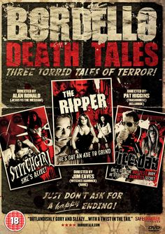 Bordello Of Blood Death Tales - Uncut Movie Website, Red Light District, Bane, Horror Movies, The Darkest, Death, My Love, Tv, Blood