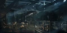 Don't miss the art of Thief, the new Eidos and Square Enix game, featuring concept art by Joel Dos Reis Viegas, Sebastien Larroude, Arman Akopian, Mathieu