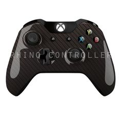 Custom XBOX One controller Wireless Glossy WTP-185-Carbon-Fiber Custom Painted- Without Mods