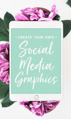 As creative entrepreneurs, social media is an effective and affordable way to promote oneself and one's wares. Key to making a splash with social media marketing is creating top shelf social media graphics for your campaigns.