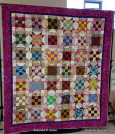 Quiltville's Quips & Snips!!: Free Patterns! Sister's Choice Quilt pattern.