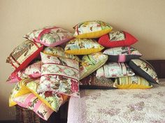 Pillows by lesley
