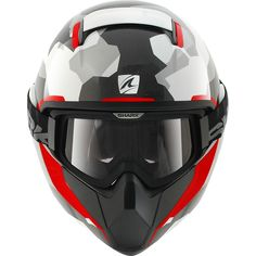 shark helmet vancore - Google Search Shark Helmets, Racing Helmets, Motorcycle Helmets, Beast From The East, Head Hunter, 2015 Ford Mustang, Custom Helmets, Suit Of Armor, Helmet Design