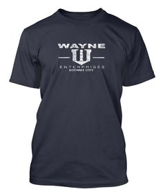 Wayne Enterprises Men's T-shirt Tee