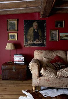 Period Country Interiors by brent.darby, via Flickr