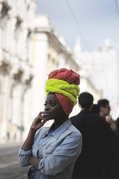 #AfricanHeadWrap #AfricanPrints #AfricanStyle #AfricanInspired #StyleAfrica #AfricanBeauty