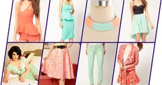 8 of the Best: Coral & Mint
