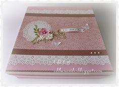 Livro de assinaturas  scrapbook casamento.